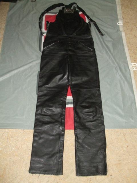 e4dff6b8a00 Kožené nohavice na traky