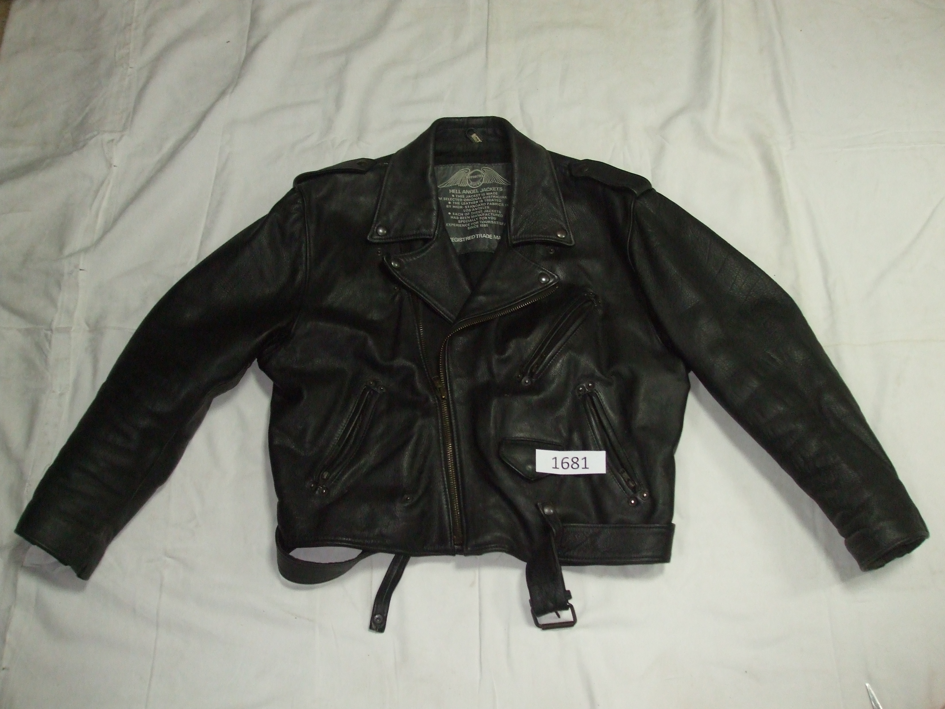 bb106ec19abc Moto čierna bunda kožená