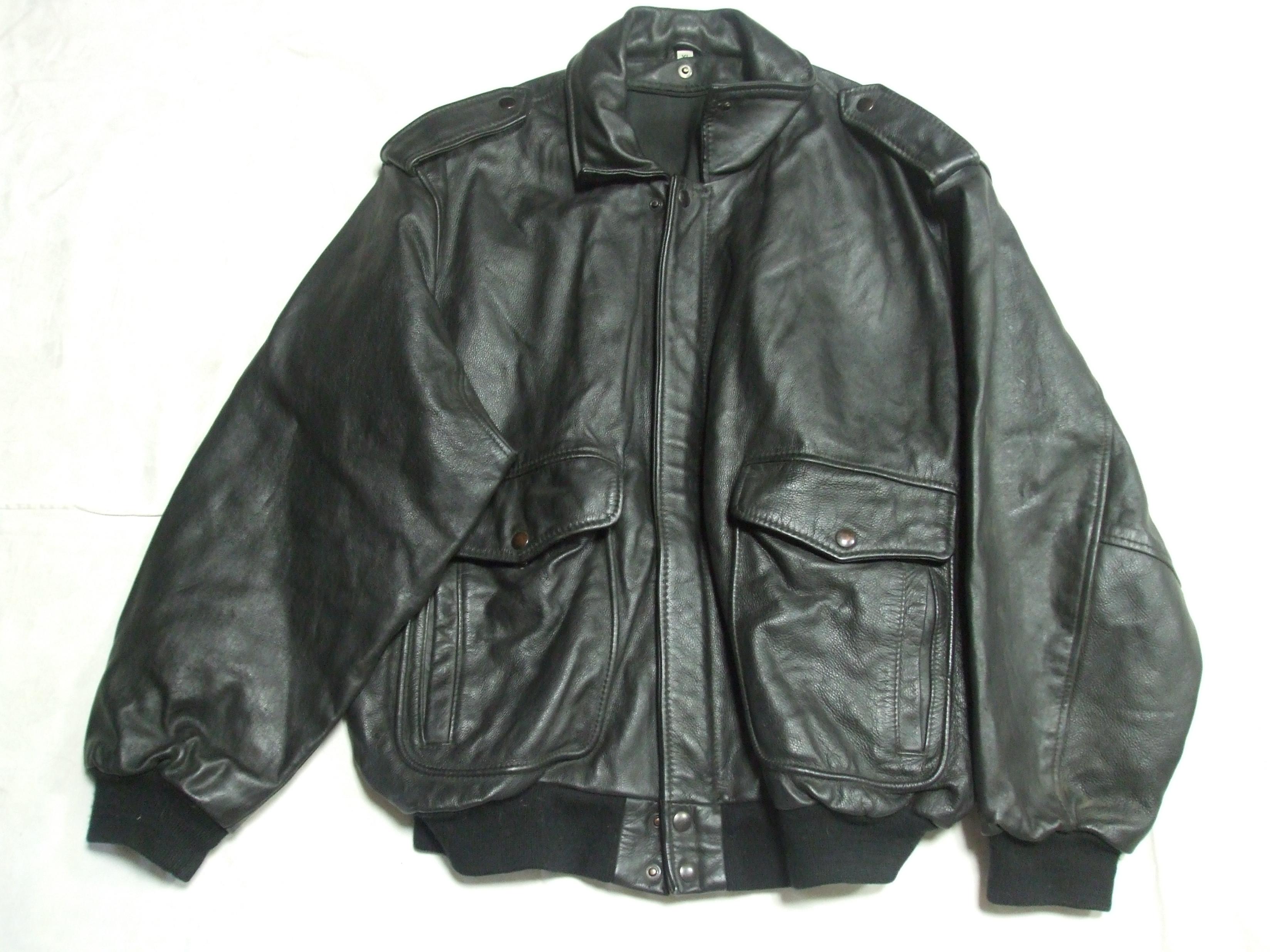 d8e7e76a1ada Moto kožená bunda veľkosť XL č. 1850