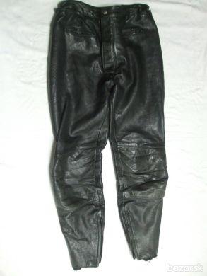 e61d6f15098e Moto kožené nohavice veľkosť 56 č. 1863