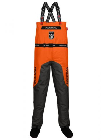 Nohavice, FINNTRAIL WADERS AQUAMASTER ORANGE