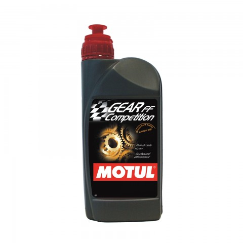 Motul GEAR Competition SAE 75W140 100% synthetic