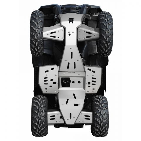 SHARK Skidplate, Polaris Sportsman 850 XP