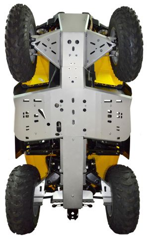 SHARK Skidplate, Can-am 500L