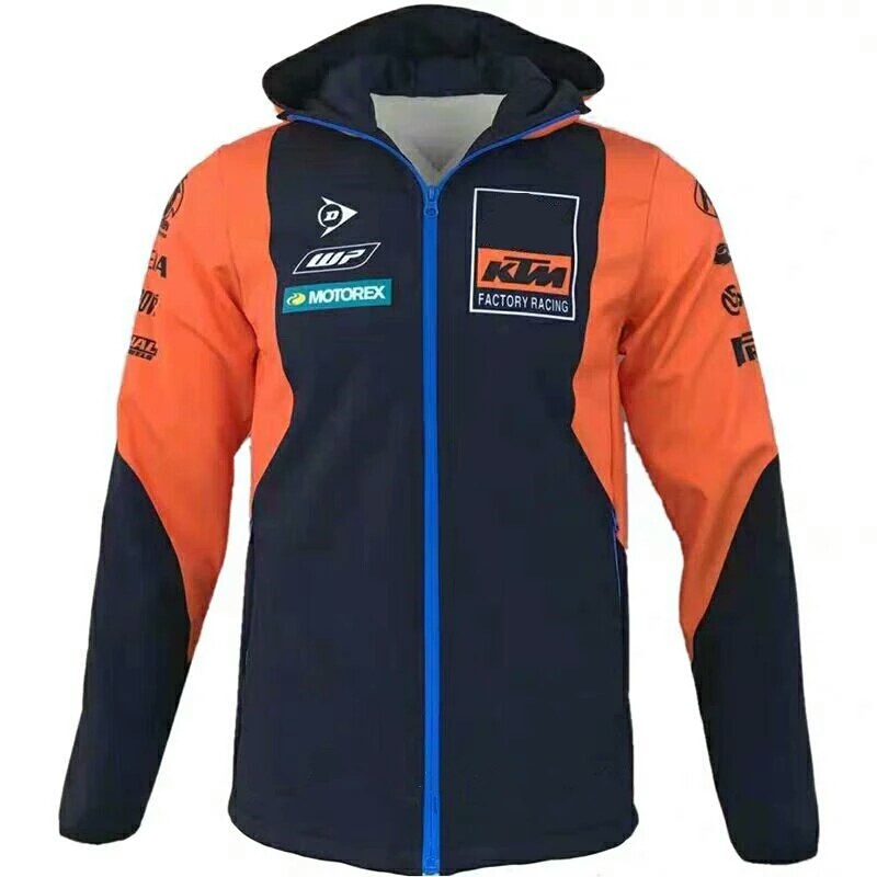 Bunda KTM motocross Softshell, replika