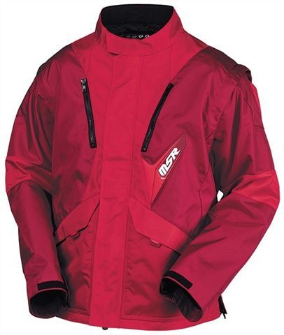 Bunda MSR TRANS JACKET MSR RED