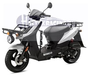 Kymco Agility 50  4T Carry