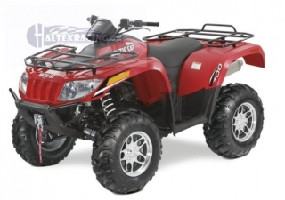 Arctic Cat 700i SPECIAL EDITION