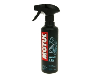 E5 MOTUL Shine&Go 400ml