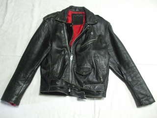 5266cd580209 Moto kožená bunda veľkosť M č. 1845
