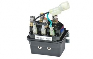 Contactor / DES-2012 w/leads 12V