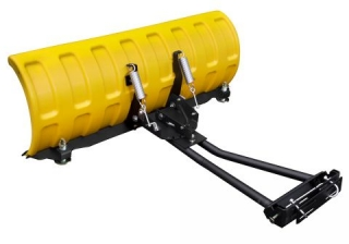 "SHARK Snow Plow 60"" YELLOW (152 cm) with adapters"