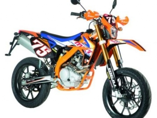 Marathon Replica Supermoto 125
