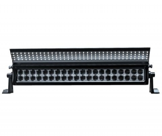 "SHARK LED Light Bar, 6D with LED Cover, 21.5"", 120W"