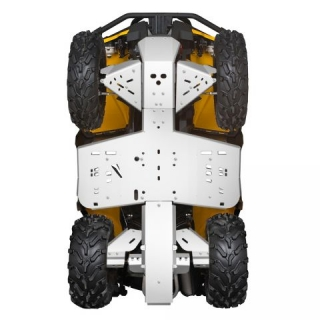 SHARK Skidplate, Can-am Outlander 500/650/800/1000 Max, Gen 2 Frame 2017