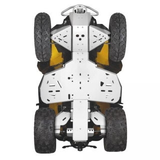 SHARK Skidplate, Can-am Renegade 800R/1000 2012-2015