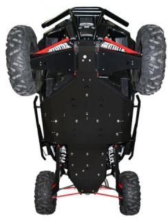 SKID PLATE PHD - POLARIS RZR 1000 XP