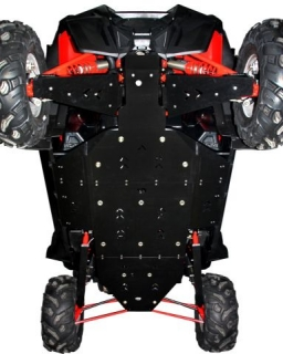 SKID PLATE PHD - POLARIS RZR 900 XP