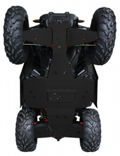 SKID PLATE PHD - POLARIS SCRAMBLER XP 850/1000