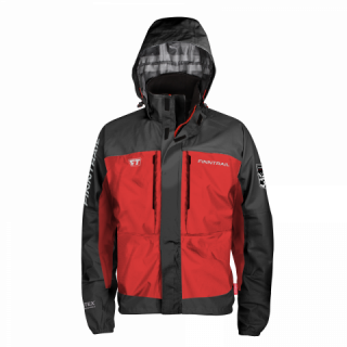Bunda FINNTRAIL JACKET SHOOTER RED